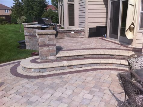 Lawn And Patio Patios Jr Schaus Landscaping