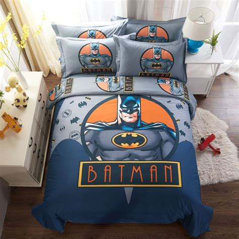 batman comforter set twin queen king size super heroes