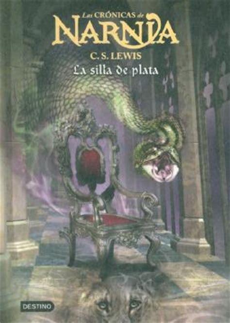 la silla de plata   lewis