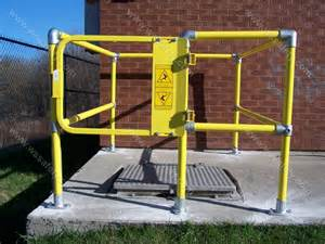 Bus Handrail Ladder Safety Fall Protection