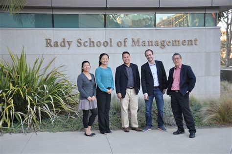Ucsd Rady School Mba by Rady School Team Selected For Hult Prize Finals The Rady