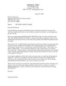 Cover Letter For Query Query Letter Format Crna Cover Letter
