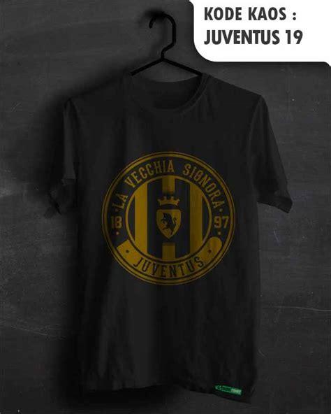 Terlaris Kaos Baju Distro Bola Juve Gold Juventus 2 Jual Juventus Baju Kaos Distro Klub Tim Sepak Bola Jersey