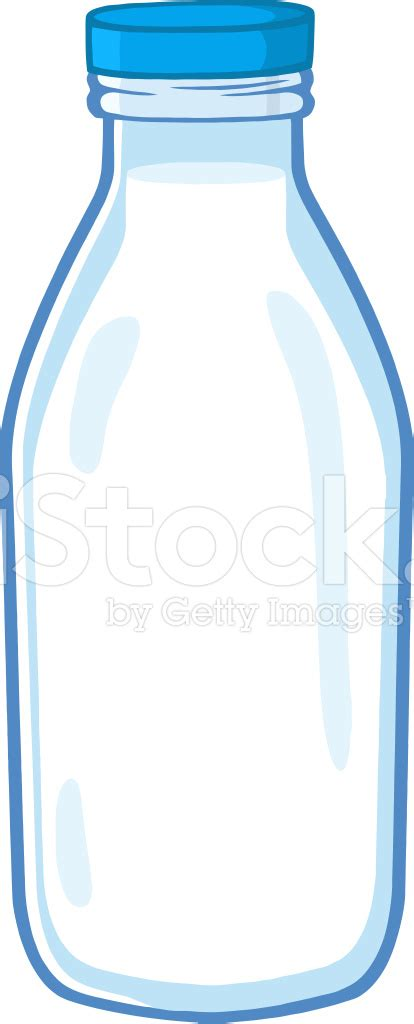 Multi Family Design by Cartoon Milk Bottle Stock Vector Freeimages Com