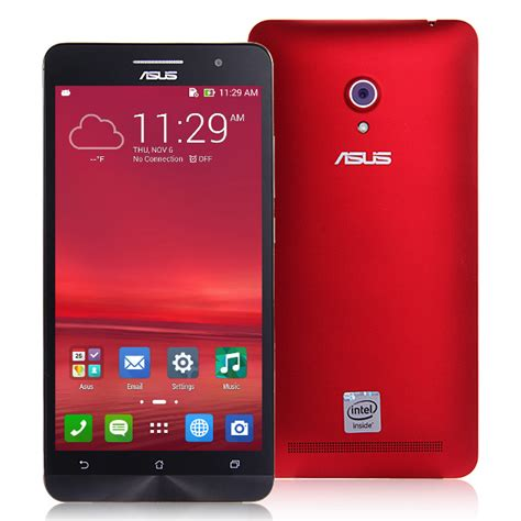 Hp Asus Zenfone Intel asus zenfone6 intel z2580 2 0ghz smartphone 6 0 inch android