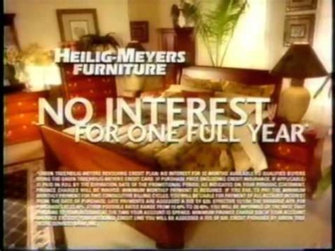 Heilig Meyers Furniture by Heilig Meyers Furniture 2000