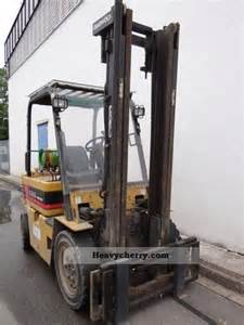 Daewoo G20s Forklift Daewoo G20s 1994 Front Mounted Forklift Truck Photo And Specs