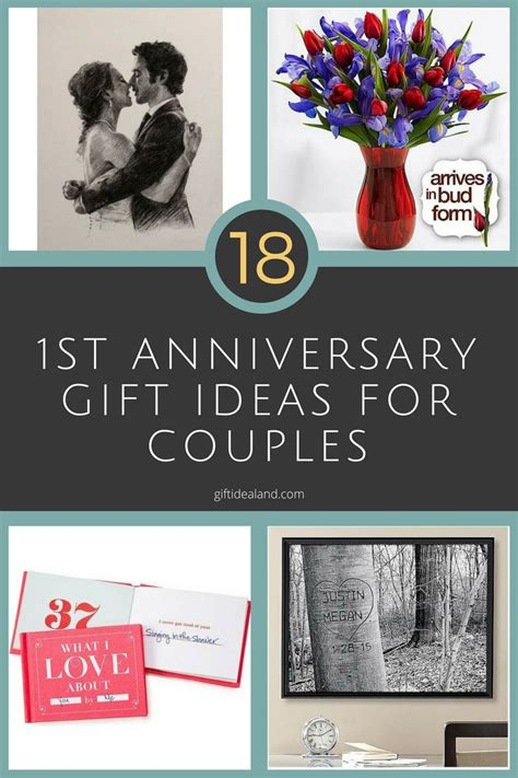 amazing couple christmas presenta 22 amazing 1st anniversary gift ideas for couples