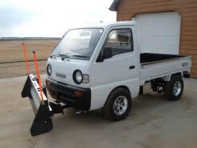 Suzuki Minitruck Dealing In Used Japanese Mini Trucks Ulmer Farm Service Llc