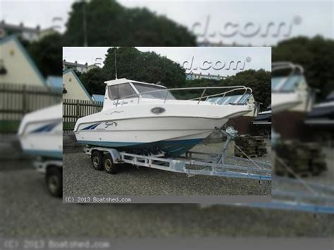 speed boats for sale pembrokeshire saver manta 21 fisher for sale daily boats buy review