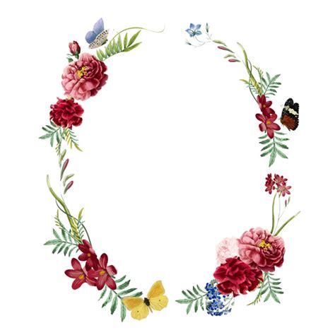 cornici di carta disegno di carta cornice floreale invito scaricare