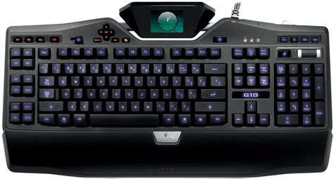 Keyboard Logitech Logitech Gaming Keyboards Review