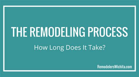 how long does it take to remodel a bathroom home remodeling wichita bel aire newton ks remodeling
