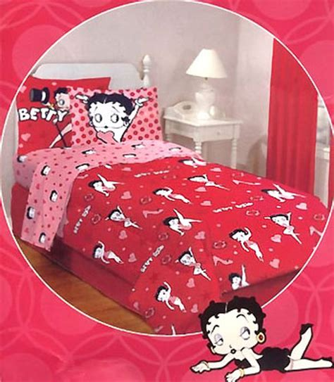 betty boop bedroom set betty boop bedding set red retro queen betty boop bed set