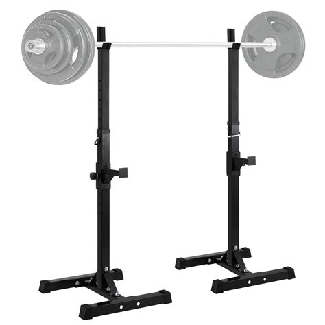 squat stands for bench press squat rack stand pair bench press weight lifting barbell