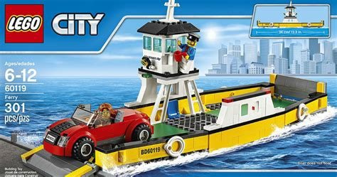 walmart lego city ferry only 15 13 regularly 29 99