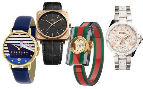 Jam Tangan Trendy Fashion Wanita Gucci Rosegold Rubber Murah 4 jam tangan cantik di tahun baru