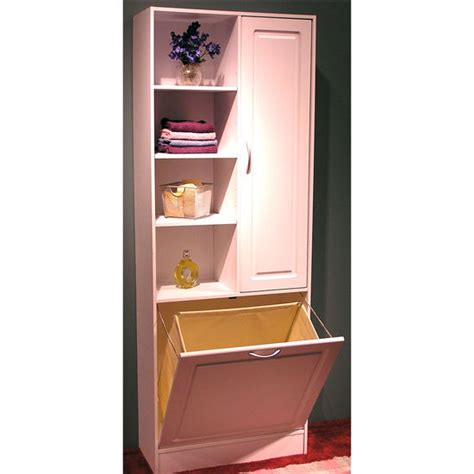 bathroom storage tower 4d concepts bathroom storage tower with pull out her