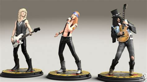 guns n roses figures joey jordison had to be carried onstage for his