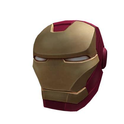 iron man helmet roblox wikia fandom powered wikia