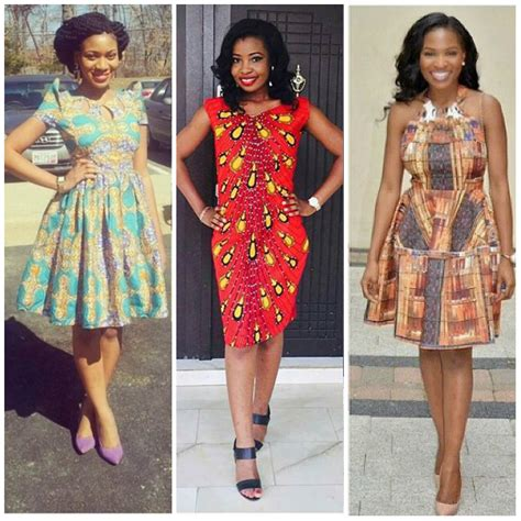 short gowns ankara for fat ladies 15 stylish ankara short dresses for ladies afrocosmopolitan