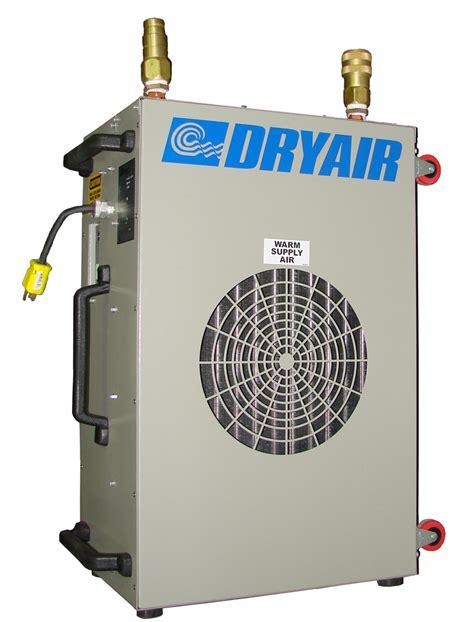 fan coil heat exchanger portable heat exchangers hefa 80 dryair manufacturing