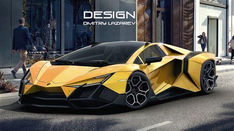 lamborghini concept the lamborghini forsennato hypercar concept supercar report