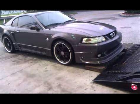 mustang cobra r kit turbocharged mustang cobra r kit
