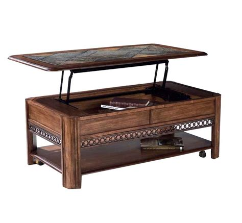 Coffee Lift Top Table Slate Lift Top Coffee Table