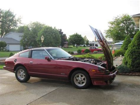buckeye nissan westerville find used 1982 nissan 280zx base coupe 2 door 2 8l in