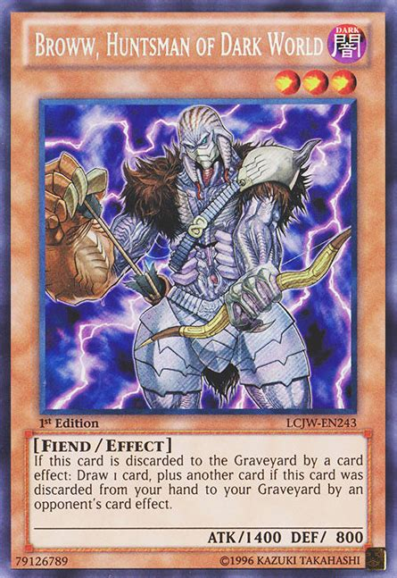 Yugioh Sergeant Electro Wgrt En043 Limited Edition broww huntsman of world yu gi oh fandom powered by wikia