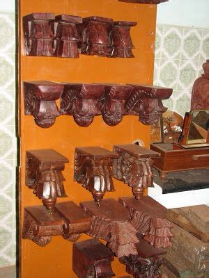 traditional wooden brackets wooden brackets pooja room