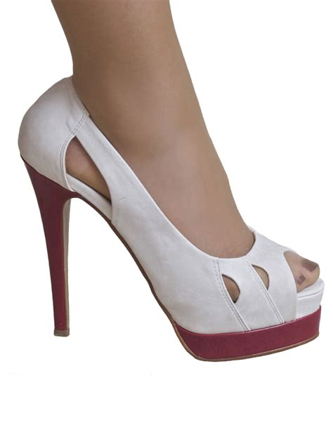 white stiletto high heels stiletto high heels soft white faux suede