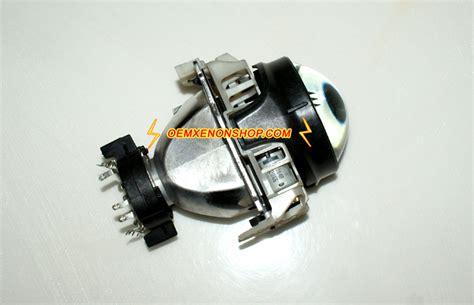 volvo xc hid bi xenon headlamp fault ballast bulb control unit module replacement