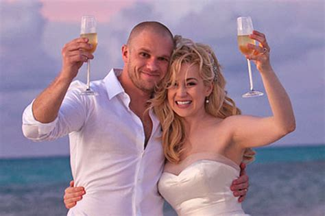 elopements kellie pickler country singer eloped in the
