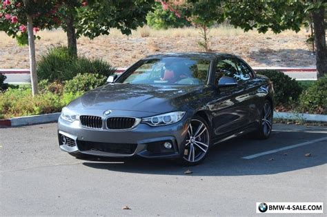 Bmw Convertible For Sale by 2015 Bmw 4 Series Convertible M Sport For Sale In United