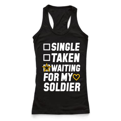 waiting for mercenary soldiers failed states and the that means more than money books single taken waiting for my soldier racerback tank tops