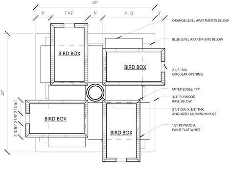 Simple Purple Martin House Plans Simple Purple Martin House Www Imgkid The Image Kid Has It