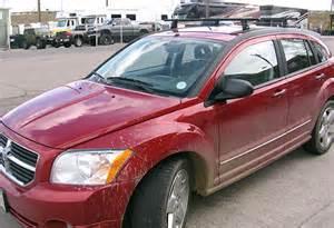 Dodge Caliber Roof Rack Dodge Caliber Rack Installation Photos