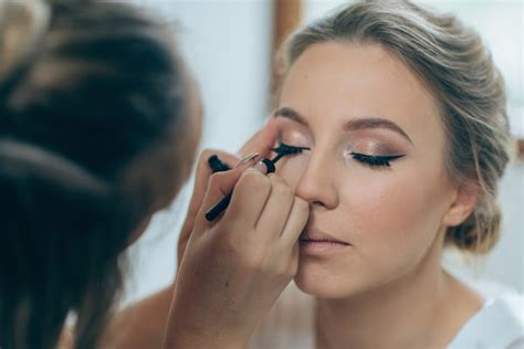Wedding Makeup Artist by Bridal Makeup Emily S Look For Buderim
