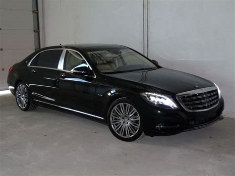 2016 maybach mercedes maybach s 600 limousine germany