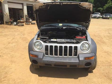 Jeep Liberty Rear Axle Used 2003 Jeep Liberty Axle Liberty Axle Assembly Rear