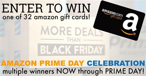 Amazon Prime Day Giveaway - amazon prime day shopping strategies and all your