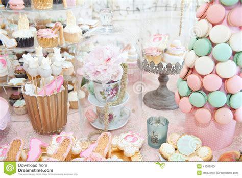 a decora 231 227 o do casamento cor pastel coloriu queques
