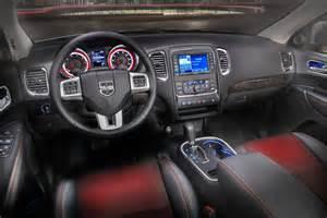 Interior Of Dodge Durango Dodge Durango Interior 2011