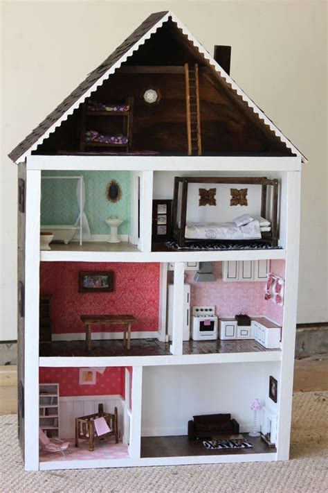 hobby lobby doll house 1000 images about doll house on pinterest queen anne