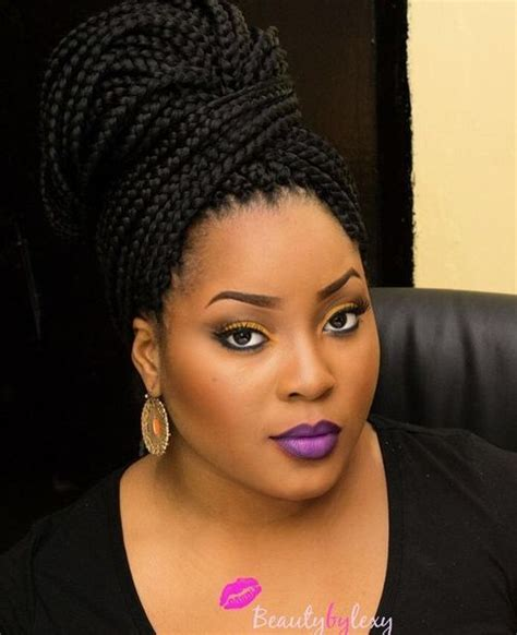 50 and box braids 50 exquisite box braids hairstyles to do yourself box