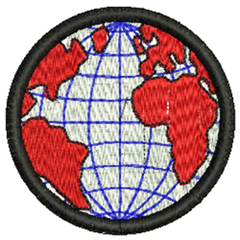 embroidery design world map world map 10352 stock embroidery designs for home and