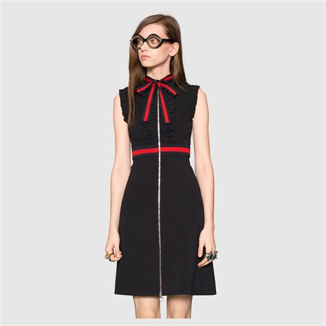 Dress Jersey Dress Jersey3 jersey dress with web trim gucci s dresses