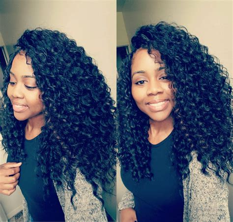 hair styles for crochet two finger twist 18 gorgeous crochet braids hairstyles crochet braids